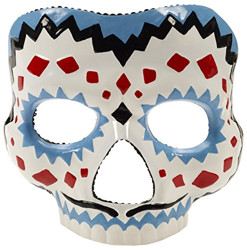 Men's Day Of The Dead Male Mask