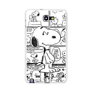 Amazon.com: Cartoon Snoopy Pattern Plastic Hard Rubber