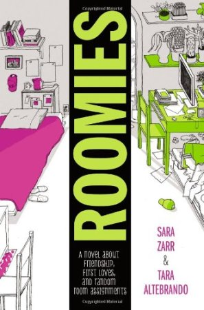 Roomies by Sara Zarr, Mr. Media Interviews