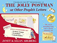 """Cover of """"The Jolly Postman"""""""