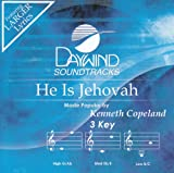 He Is Jehovah [Accompaniment/Performance Track]