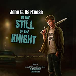 In the Still of the Knight Audiobook