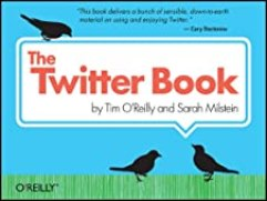 """Cover of """"The Twitter Book"""""""