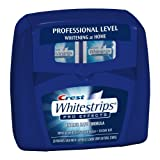Crest Whitestrips Pro Effects,10-Day Dental Whitening Formula System, 40 Strips (Packaging May Vary)