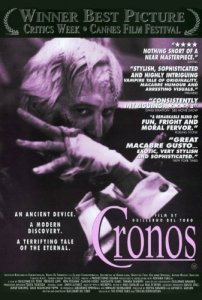 Cronos-Movie-Poster-27-x-40-Inches-69cm-x-102cm-1993-Federico-LuppiRon-PerlmaClaudio-BrookMargarita-IsabelTamara-ShanathDaniel-Gimnez-Cacho