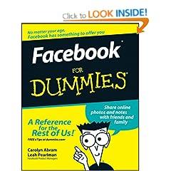 Facebook on Amazon UK