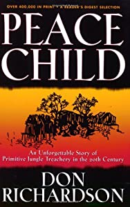 "Cover of ""Peace Child: An Unforgettable S..."