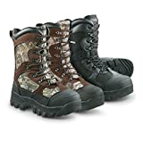 Guide Gear Men's Insulated Monolithic Hunting Boots Waterproof Thinsulate 2400 Gram
