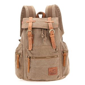 GBB-Vintage-Canvas-Backpack-Rucksack-Casual-Daypacks-Unisex
