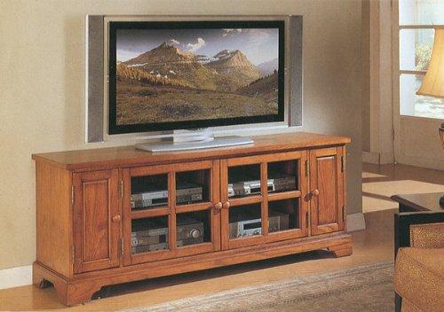 Buy Low Price All New Item Oak Finish Wood Tv Plasma
