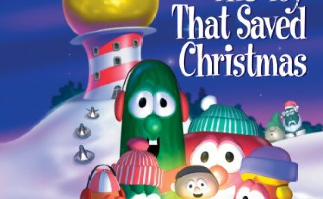 Amazon Veggietales The Toy That Saved Christmas