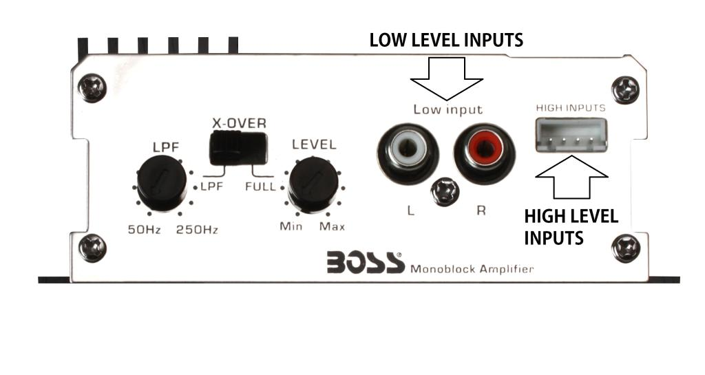Amazon.com: BOSS Audio CE200M Chaos Epic 200-watts