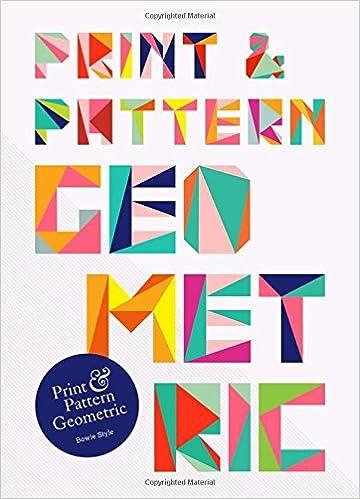 Print & Pattern: Geometric