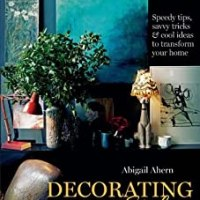 DECORATING WITH STYLE: Abigail Ahern 新刊