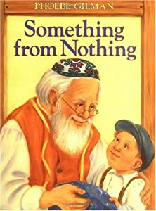 "Cover of ""SOMETHING FROM NOTHING"""