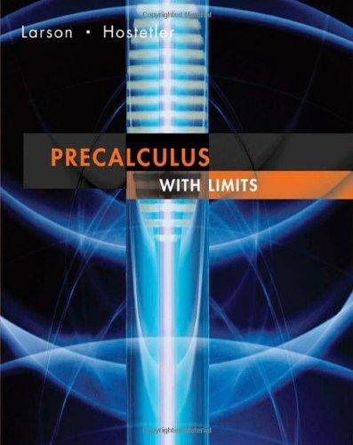 Precalculus With Limits Pdf   brandforesight co