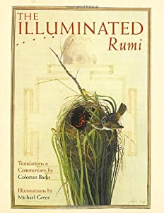 "Cover of ""The Illuminated Rumi"""