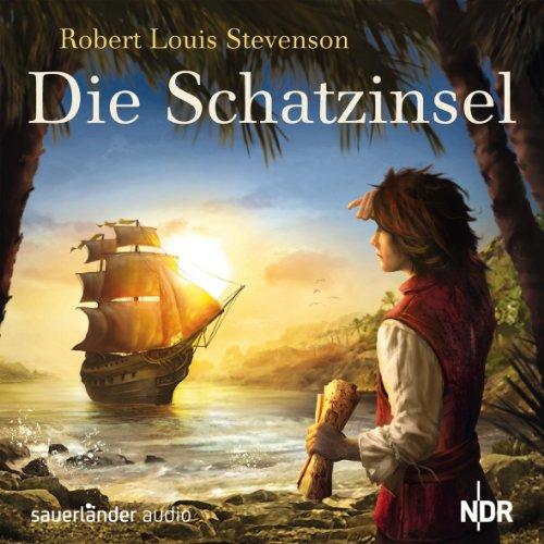 Robert Louis Stevenson - Die Schatzinsel (NDR 1962 / Sauerländer Audio 2013)
