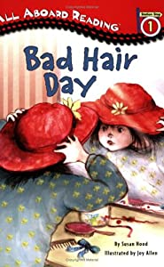 """Cover of """"Bad Hair Day (All Aboard Readin..."""
