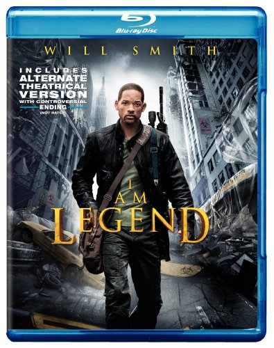"""Cover of """"I Am Legend [Blu-ray]"""""""