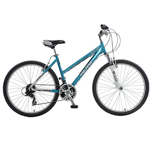 Polaris 600RR L.1 Mountain Bike, 26 inch Wheels, 18.5 inch Frame, Women's Bike, Blue
