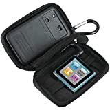 iHome iHM11B iHome Rechargeable Speaker Case for iPod nano 6G and iPod shuffle
