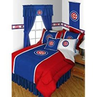 Chicago Cubs Baseball Bedding Sets