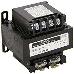 480 Volt Single Phase Transformer Wiring Diagram Siemens Mt0100j Industrial Control Transformer Domestic