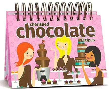 Brownlow Cherished Chocolate Easel Recipe Book by Brownlow Gifts