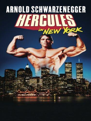 Amazoncom Hercules in New York Arnold Schwarzenegger