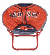 Awardpedia - Mlb Boston Red Sox Toddler Saucer Chair
