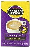 Oregon Chai Original Chai Tea Latte Powdered Mix, 8-Count Envelopes 1.1 oz (31g)  (Pack of 6)