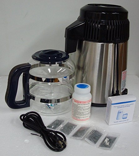 Megahome Countertop Distiller 12 Pack Of Distiller Filters Made From Activated Charcoal