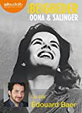 Oona & Salinger livre audio