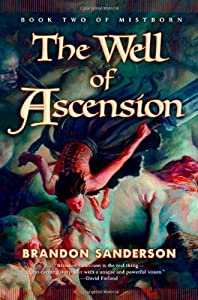 "Cover of ""The Well of Ascension (Mistborn..."