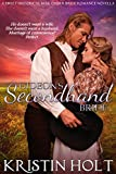 Gideon's Secondhand Bride: A Sweet Historical Mail Order Bride Romance Novella