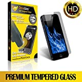 iPhone 5s Screen Protector Tempered Glass-Sapphire Hardness ★Lifetime Replacement Program★ [No Questions Asked], Bubble Free Best Iphone Tempered Glass Screen Protector - The Only Reusable Screen Protector - You Break It, You Lose It, We Replace It - It Fits Iphone 5 Iphone 5s Iphone 5c - Dimoglass
