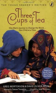 "Cover of ""Three Cups of Tea: One Man's Jo..."