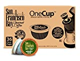 San Francisco Bay OneCup, Organic Rainforest Blend, 36 Single Serve Coffees