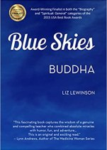 Blue Skies Buddha image