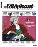L'éléphant, N° 5, Janvier 2014 : par Guénaëlle Le Solleu