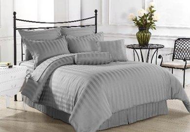 Royal Blue Damask Bedding
