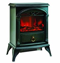 "Amazon.com: Comfort Zone Electric ""Stove Style"" Fireplace ..."