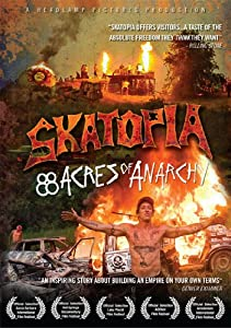 Skatopia: 88 Acres of Anarchy DVD