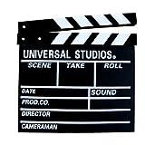 【 新品 カチンコ 】 映画撮影用 ハリウッド カチンコ 黒板式