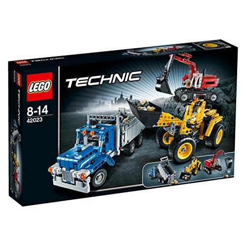 Lego-Technic-42023-Baustellen-Set