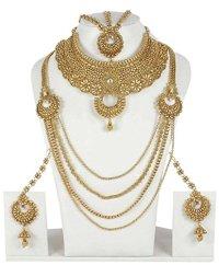 Indian Gold Wedding Necklace   www.pixshark.com - Images ...