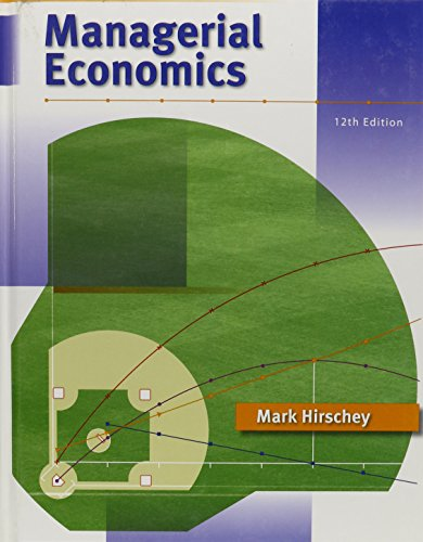 ^^read Online Managerial Economics (book Only) By Mark