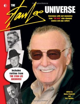 The Stan Lee Universe SC, Roy Thomas, Danny Fingeroth