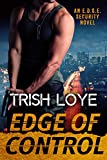 Edge of Control (Edge Security Series Book 1)
